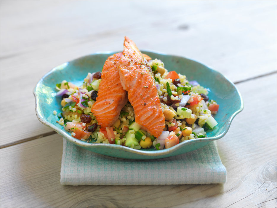 norsk lax recept